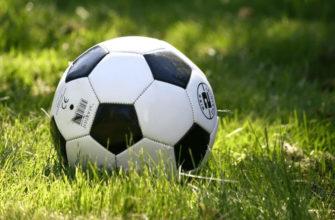 Футбольный мяч. Где найти прикольный статус про футбол.