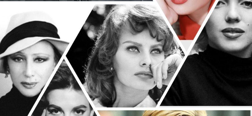 Раневская, Хепберн, Плисецкая, Лорен, Монро, Шанель, принцесса Диана. Где найти статусы великих женщин.
