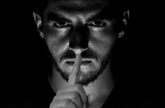 Мужчина. Где найти статусы про молчание